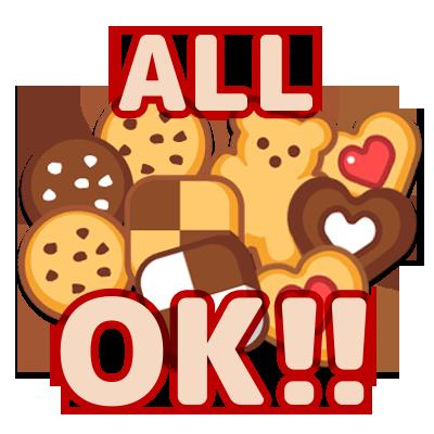 【特売!】ビスケット・クッキー ALL OK