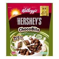 ハーシー チョコビッツ 抹茶ホワイトチョコレート