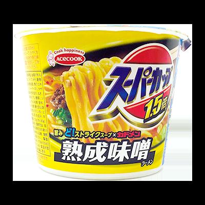 【コンビニ限定】エースコック スーパーカップ (各種)