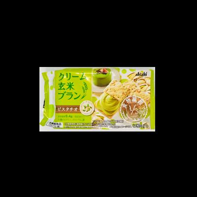 【コンビニ限定】アサヒ クリーム玄米ブラン ピスタチオ