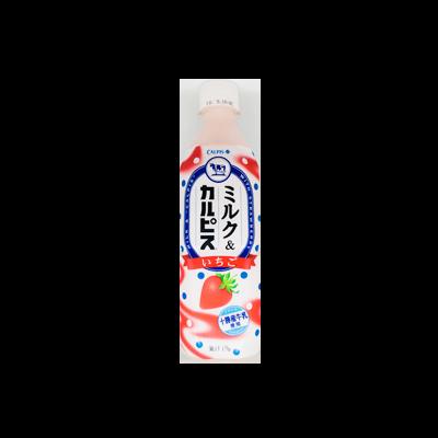 【コンビニ限定】アサヒ飲料 ミルク&カルピス いちご