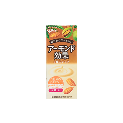 【ローソン限定】グリコ アーモンド効果 3種のナッツ