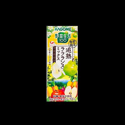 【ローソン限定】 カゴメ 野菜生活100 追熟ラ・フランスミックス