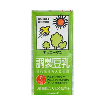 キッコーマン 調製豆乳 (各種)