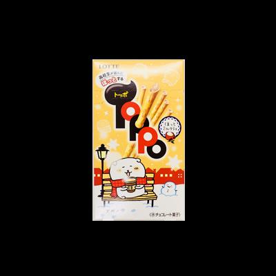 【コンビニ限定】ロッテ トッポ ミルクティー