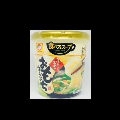 【ローソン限定】東洋水産 食べるスープ 大根生姜おもちすうぷ