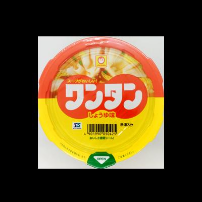 【コンビニ限定】東洋水産 マルちゃん ワンタン (各種)