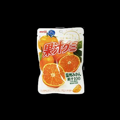 【コンビニ限定】明治 果汁グミ(各種)