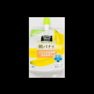 【ドラッグストア限定】日本コカ・コーラ ミニッツメイド 朝バナナ