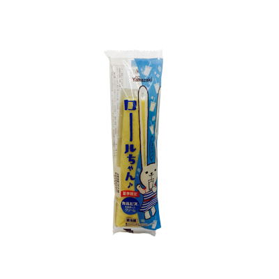 【スーパー限定】山崎製パン なが〜いロールケーキ ロールちゃん カルピス