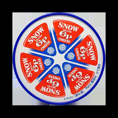 雪印メグミルク 6Pチーズ(各種)