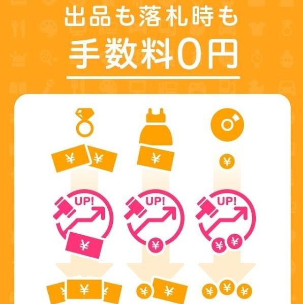 モバオク(324円)買い放題!売り放題!