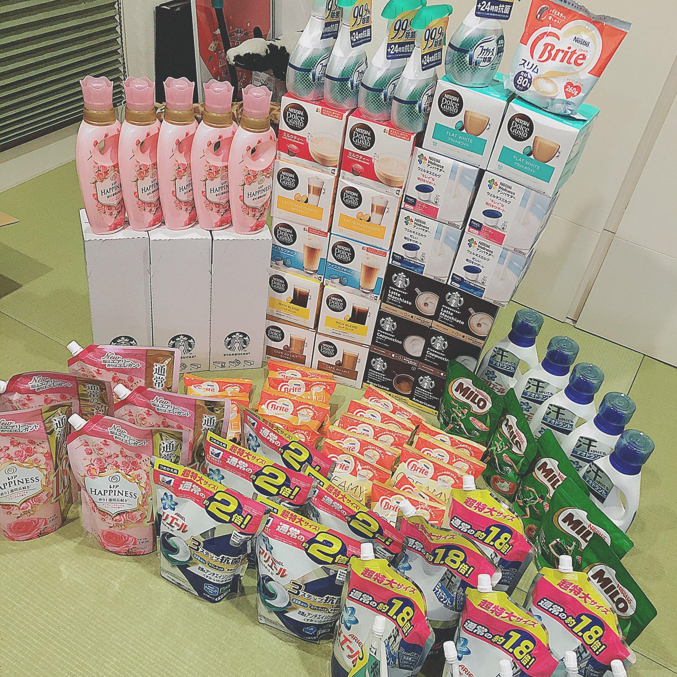 今日まで!✨合計9万円もらえる!✨ネスレ 冬のいい買い物キャンペーン