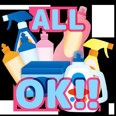 【特売!】洗剤 ALL OK