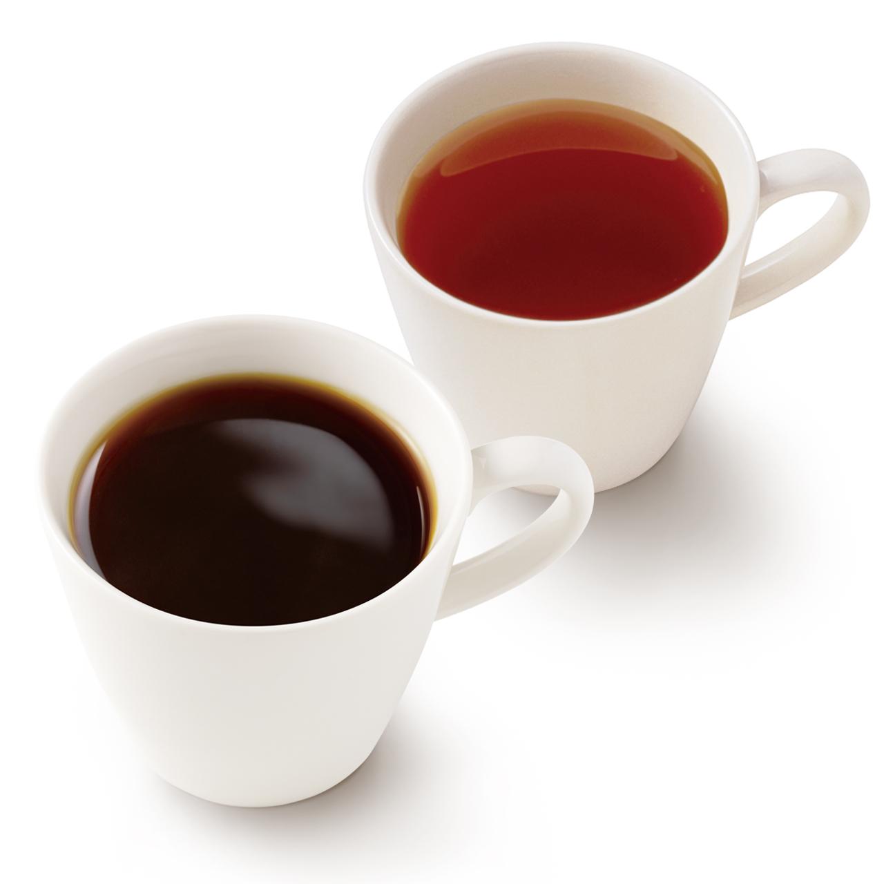 ブレンドコーヒー・紅茶 キャンディ茶葉(レモン/ミルク)いずれか1つ