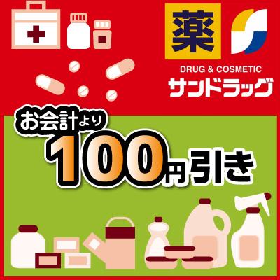 お買い物券100円