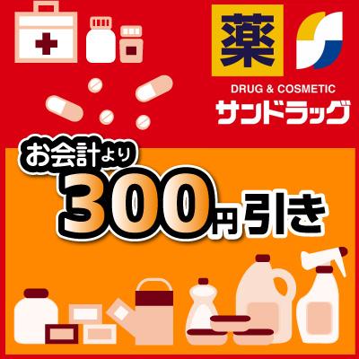 お買い物券300円